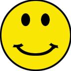 happy face photo